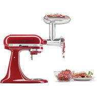 KitchenAid Насадка-мясорубка металлическая