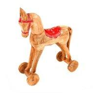 EnjoyMe Декоративная лошадка Christmas Horse, 40х30х13 см