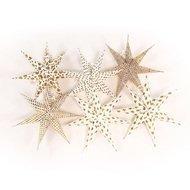EnjoyMe Набор декоративных елочных украшений Stars, 6 шт.