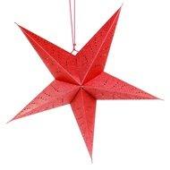 EnjoyMe Светильник подвесной Star с кабелем 3.5 м и патроном под лампочку E14, 60 см, красный