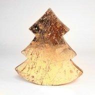 EnjoyMe Украшение декоративное Golden Tree, 23х23х2.5 см