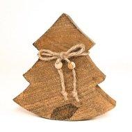 EnjoyMe Украшение декоративное Wooden Tree, 15х14х2.5 см