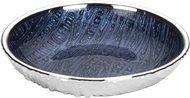Argenesi Блюдо Infinity, 13 см, синее