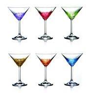 Fade Набор бокалов Martini Arlecchino Drink (180 мл), 6 шт.