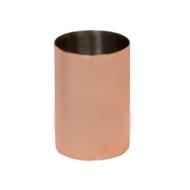 Andrea House Стакан для зубных щеток Copper, 6.5х9.5 см