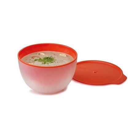 Пиала с двойными стенками для микроволновой печи M-Cuisine (0.55 л), 12 смМиски<br><br><br>Серия: M-Cuisine