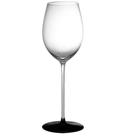 Бокал для белого вина Loire (380 мл)Бокалы для белого вина<br>Объем бокала 380 мл, высота 24,4 см. Изысканность белых вин, их богатый аромат и длительное послевкусие лучше всего ощущается именно бокале, специально разработанном для подачи белых вин. Молодое белое вино в этом бокале дарит свою свежесть, а выдержанное – в полной мере позволяет ощутить свой характерный вкус.<br><br>Серия: Sommeliers Black Tie