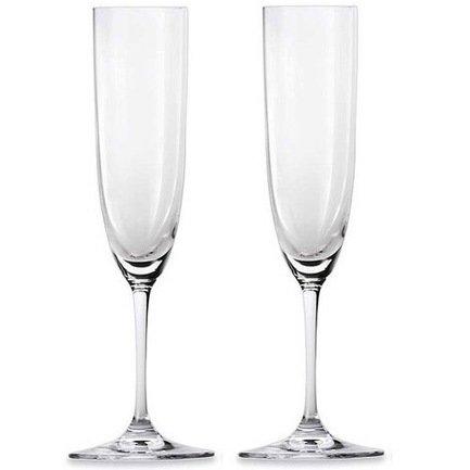 Набор бокалов для шампанского Champagne (160 мл), 2 шт.Бокалы для шампанского<br>Объем бокала 160 мл, высота 22,5 см. Вкус легкого шампанского вина должен дополняться восхитительной игрой его пузырьков. Гармоничного сочетания двух составляющих вина – легкости и игристости, можно добиться в вытянутом бокале «флют» на тонкой высокой ножке.<br><br>Серия: Vinum