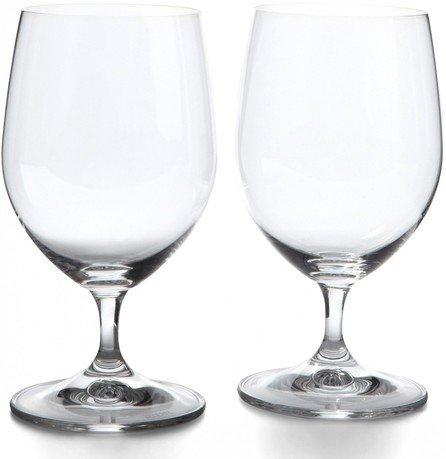 Набор бокалов для воды Water (350 мл), 2 шт.Бар и стекло<br>Объем бокала 350 мл, высота 14,8 см. Хрустальные бокалы на короткой, но изящной ножке идеально впишутся в любую сервировку стола. Они подойдут для подачи различных прохладительных напитков. Из такого изящного бокала приятно и удобно пить воду со льдом, соки или газированные напитки.<br><br>Серия: Vinum
