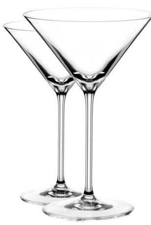 Набор бокалов для мартини Martini (130 мл), 2 шт.Бокалы для мартини<br>Объем бокала 130 мл, высота 14,8 см. Треугольные бокалы – классический вариант для мартини и коктейлей на его основе. Благодаря высокой ножке мартини не будет нагреваться от тепла ваших рук, и вы сможете довольно долго пить приятный слегка охлажденный напиток, расслабляясь и отдыхая.<br><br>Серия: Vinum