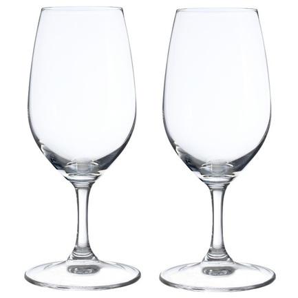 Набор бокалов для портвейна Port (240 мл), 2 шт.Бокалы для красного вина<br>Объем бокала 240 мл, высота 16,6 см. Портвейну нужен особый бокал небольшого объема с немного сужеными краями. Такая форма позволяет сбалансировать крепость, терпкость и кислотность этого напитка и ощутить приятные фруктовые нотки.<br><br>Серия: Riedel Bar