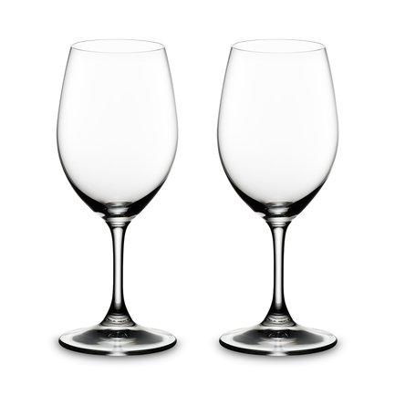 Набор бокалов для белого вина White Wine (280 мл), 2 шт.Бокалы для белого вина<br>Объем бокала 280 мл, высота 18 см. Этот набор бокалов поможет вам насладиться изысканностью, богатым ароматом и приятным послевкусием белых вин. Форма бокала на изящной высокой ножке тщательно разработана для того, чтобы молодое белое вино смогло надышаться и подарить вам свою свежесть, а выдержанное – в полной мере проявить свой вкус и букет.<br><br>Серия: Overture