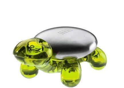 Металлическое мыло AMANDA (5875588), оливковое Koziol 004.120500.007