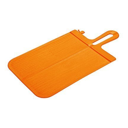 Разделочная доска FLIPP (3251521), 46.4х24.2х0.84 см, оранжевая Koziol 004.040702.001