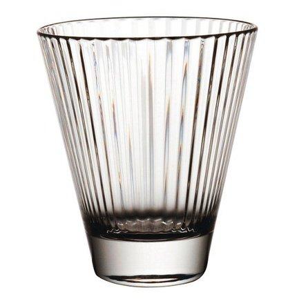 Стакан низкий (320 мл)Стаканы<br>Стакан высотой 11 см пригодится для подачи прохладительных напитков: соков, минеральной воды или газированных напитков со льдом. Его изящная форма и приятный дизайн гармонируют с любой сервировкой стола.<br><br>Серия: Diva Alter Ego