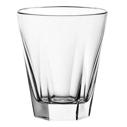 Стакан низкий (280 мл)Стаканы<br>Стакан высотой 10 см пригодится для подачи прохладительных напитков: соков, минеральной воды или газированных напитков со льдом. Его изящная форма и приятный дизайн гармонируют с любой сервировкой стола.<br><br>Серия: Esa