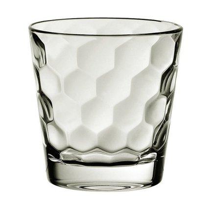 Стакан низкий (370 мл)Стаканы<br>Стакан высотой 9.5 см пригодится для подачи прохладительных напитков: соков, минеральной воды или газированных напитков со льдом. Его изящная форма и приятный дизайн гармонируют с любой сервировкой стола.<br><br>Серия: Honey