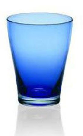 Стакан для воды (260 мл), синий