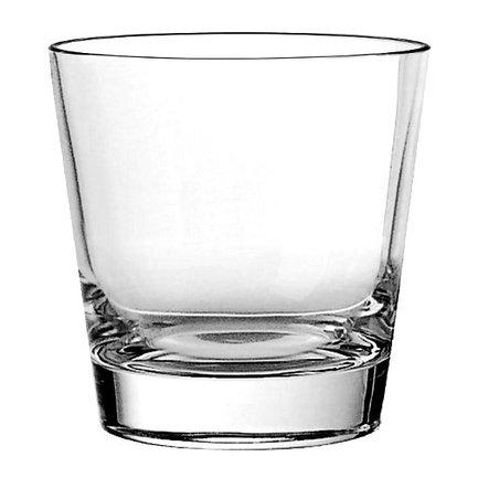 Стакан низкий (370 мл)Стаканы<br>Стакан высотой 9.5 см пригодится для подачи прохладительных напитков: соков, минеральной воды или газированных напитков со льдом. Его изящная форма и приятный дизайн гармонируют с любой сервировкой стола.<br><br>Серия: Sinfonia