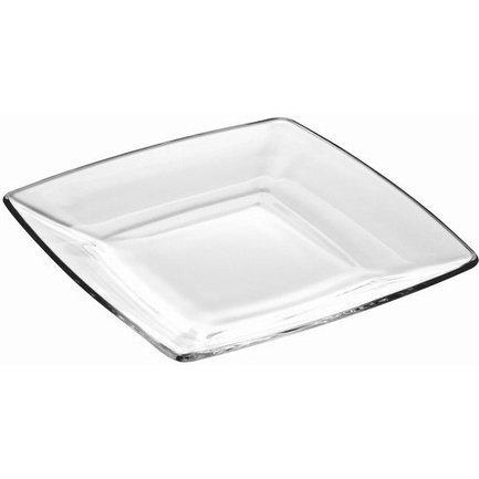 Тарелка квадратная, 18.5х18.5 см