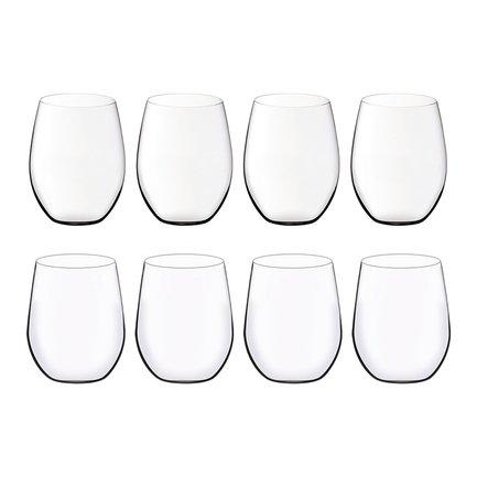 Набор бокалов для вина Buy 8 Pay 6 Cabernet/Viognier, 8 шт.Бокалы для красного вина<br>Объем бокала для красного вина Cabernet 600 мл, высота 12.1 см. Объем бокала для белого вина Viognier 320 мл, высота 9.6 см. Элегантный и универсальный набор, в который входят 4 бокала для красного вина и 4 бокала для белого вина, позволит вам почувствовать раскрывшийся вкус и аромат любимого виноградного напитка. Это отличный вариант для любой компании.<br><br>Серия: O-Riedel<br>Состав: Бокал для красного винаCabernet/Merlot (600 мл), 12.1 см – 4 шт., Бокал для белого вина Viognier (320 мл), 9.6 см – 4 шт.