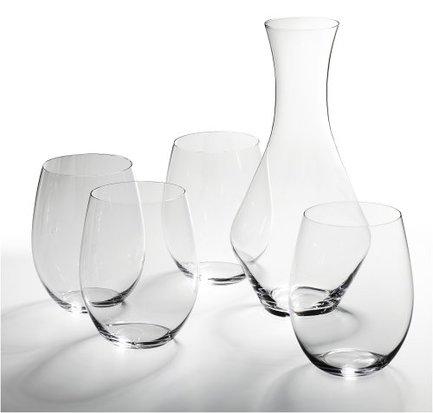 Набор бокалов для красного вина с декантером Fortwo Cabernet, 5 пр.
