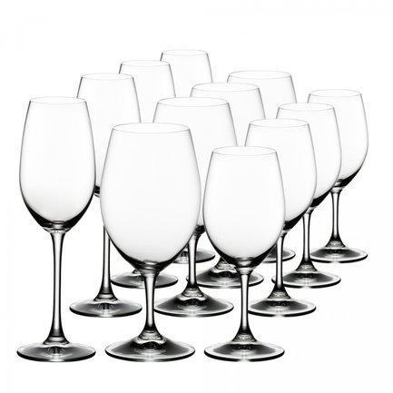 Набор бокалов для белого и красного вина