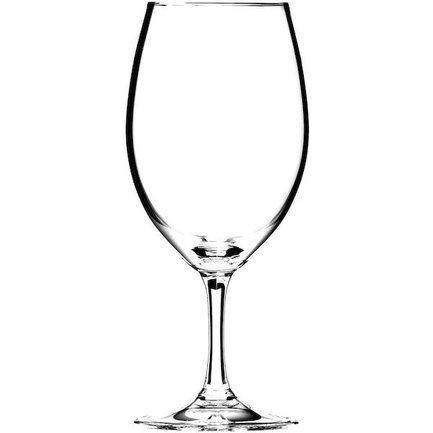 Набор бокалов для красного вина Pay 6 Get 8 Magnum (530 мл), 8 шт.Бокалы для красного вина<br>Объем 530 мл, высота 20.1 см. Элегантная форма бокала для красного вина отличается функциональностью. Широкое дно чаши бокала позволяет изысканному напитку раскрыть свой аромат и вкус. Именно такой бокал поможет насладиться утонченностью красного вина, сбалансированность его букета и бархатистую консистенцию.<br><br>Серия: Overture
