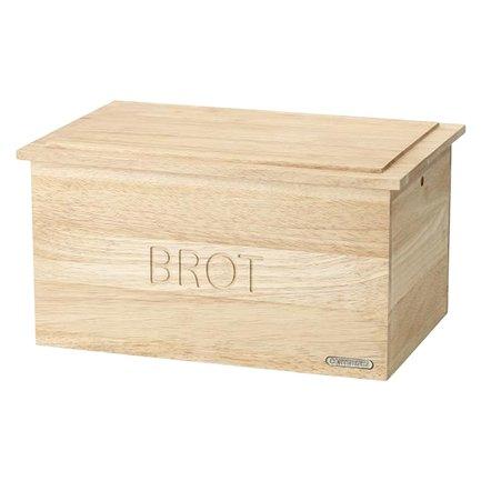 Хлебница (3141), 34.5x23x19 см, каучукХлебницы<br>Стильная и функциональная хлебница из натурального каучукового дерева. В ней хлеб не задыхается и не черствеет, долго сохраняет свой аромат и свежесть. Лаконичная форма хлебницы очень практична. Ее крышка может служить как доска для нарезки хлеба, так что этот аксессуар не только украсит вашу кухню, но ещё и сэкономит место на вашем столе.<br><br>Серия: Continenta