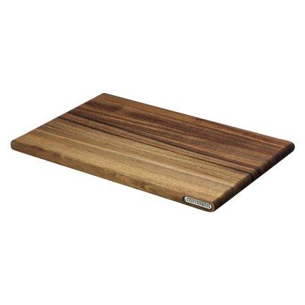 Разделочная доска (4810), 26x16.5x1.2 см, акация