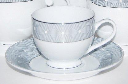 Набор чашек Лорд на 2 персоны, 4 пр.Чашки и Кружки<br>Элегантный набор чашек на двоих из 4 предметов. Идеален для уютного домашнего чаепития. Каждая предмет в наборе выполнен с прекрасным вкусом и изяществом. Тонкое исполнение подчеркивает удивительную природную красоту фарфора.<br><br>Серия: Лорд<br>Состав: Чашка чайная - 2 шт., Блюдце чайное - 2 шт.