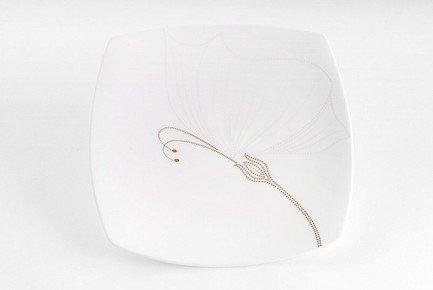 Набор закусочных тарелок, 6 пр.Тарелки и Блюдца<br>Для сервировки стола прекрасно подойдет красивый набор элегантных закусочных тарелок в количестве 6 штук. Изящные тарелки отличаются стильным дизайном и эффектным оформлением.<br><br>Серия: Бабочка<br>Состав: Тарелки закусочные - 6 шт.
