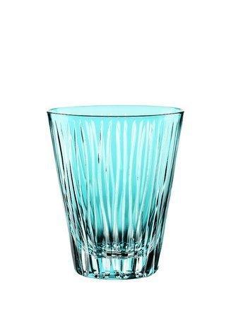 Набор низких стаканов (310 мл), светло-голубые, 2 шт.