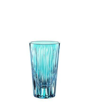 Набор стопок для водки (60 мл), светло-голубые, 2 шт.Рюмки и Стопки<br>Стопка всегда уместна на праздничном столе. Она подойдет не только для водки, но и для других алкогольных напитков, которые из-за особой крепости принято выпивать одним глотком - «залпом».<br><br>Серия: Sixties lines