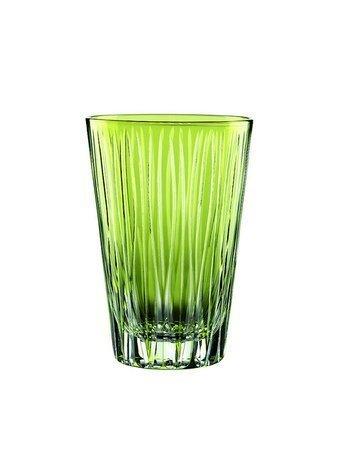 Набор высоких стаканов (360 мл), киви, 2 шт.Стаканы<br>Стакан среднего размера – обязательный предмет сервировки стола. Набор высоких, довольно вместительных стаканов прекрасно подходит для безалкогольных и прохладительных напитков.<br><br>Серия: Sixties lines
