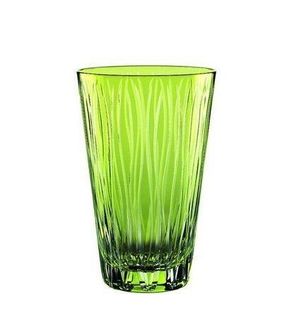 Набор высоких стаканов (450 мл), киви, 2 шт.Стаканы<br>Набор этих высоких стаканов будет уместно смотреться в любом баре. В них коктейли или разнообразные безалкогольные напитки со льдом выглядят особенно аппетитно и эффектно.<br><br>Серия: Sixties lines