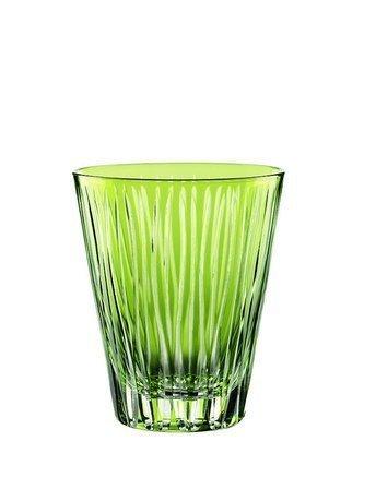 Набор низких стаканов (310 мл), киви, 2 шт.Стаканы<br>Невысокие, но достаточно вместительные стаканы универсальны. Они обязательно понравятся любителям крепких напитков, которые подаются небольшими порциями со льдом. И они незаменимы для подачи прохладительных напитков: соков и вод.<br><br>Серия: Sixties lines