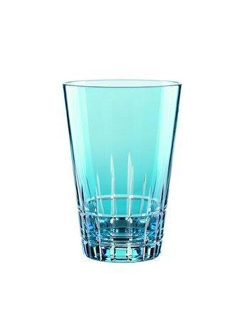 Набор высоких стаканов (360 мл), светло-голубые, 2 шт.