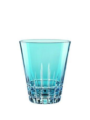 Набор низких стаканов (310 мл), светло-голубые, 2 шт.Стаканы<br>Невысокие, но достаточно вместительные стаканы универсальны. Они обязательно понравятся любителям крепких напитков, которые подаются небольшими порциями со льдом. И они незаменимы для подачи прохладительных напитков: соков и вод.<br><br>Серия: Sixties stella