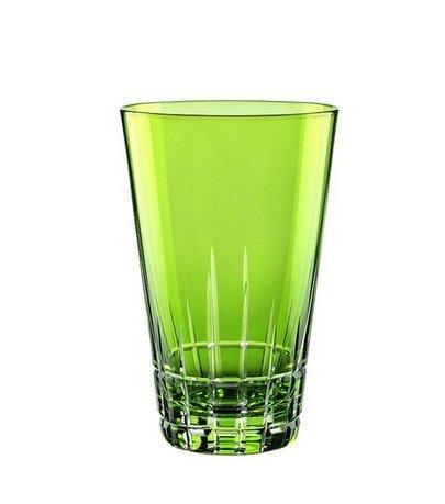 Набор высоких стаканов (450 мл), киви, 2 шт.Стаканы<br>Набор этих высоких стаканов будет уместно смотреться в любом баре. В них коктейли или разнообразные безалкогольные напитки со льдом выглядят особенно аппетитно и эффектно.<br><br>Серия: Sixties stella