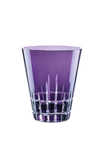 Набор низких стаканов (310 мл), фиолетовые, 2 шт.