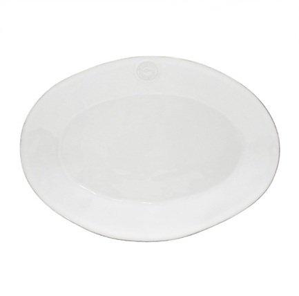 Блюдо круглое Nova, 27 см, белое