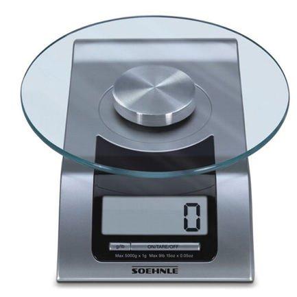 Весы кухонные Style, 19.3х25х9 см Soehnle 65105