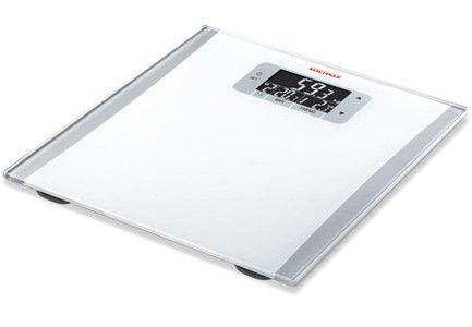 Весы напольные Easy Control, 31x30x2.2 смВесы напольные<br>Функциональные напольные электронные весы с памятью на 5 пользователей. Весы имеют дополнительную функцию расчета индекса массы тела (BMI). Модель привлекает внимание элегантным исполнением, стильным и практичным дизайном. Платформа весов выполнена из высокопрочного стекла. Высокоточные весы имеют удобный жидкокристаллическим дисплей, на который выводится результат измерения. Встроенный датчик активации включает весы автоматически через 10сек после того, как на них встанут.     Характеристики:   Максимальная нагрузка: 150 кг  Цена деления: 100 г  Единицы измерения: кг, стоун, фунт  Автоматическое включение  Автоматическое выключение  Расчет индекса массы тела (BMI)<br><br>Серия: Soehnle