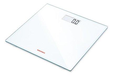 Весы напольные Pino, 30.5х30.5х2.5 см, белыеВесы напольные<br>Ультратонкие напольные электронные весы предназначены для домашнего использования. Весы отличает элегантное исполнение и стильный яркий дизайн. Устойчивая платформа выполнена из высокопрочного стекла белого цвета и снабжена нескользящими ножками. Высокоточные весы снащены жидкокристаллическим дисплеем, на который выводится результат измерения. Встроенный датчик активации включает весы автоматически через 10 сек после того, как на них встанут.     Характеристики:   Максимальная нагрузка: 150 кг  Цена деления: 100 г  Автоматическое включение  Автоматическое выключение<br><br>Серия: Soehnle