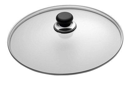 Крышка, 24 смПосуда<br>Крышка из жаропрочного стекла подходит для любых сковородок и кастрюль SCANPAN из серии Classic соответствующего диаметра. Крышка плотно закрывает посуду и надежно сохраняет тепло, а также вкус и аромат приготовляемых продуктов.<br><br>Серия: Scanpan Classic