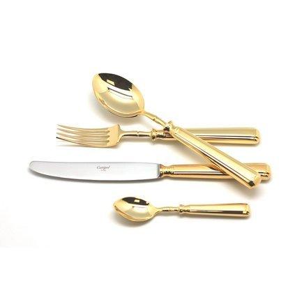 Набор столовых приборов Piccadilly gold, 24 пр.