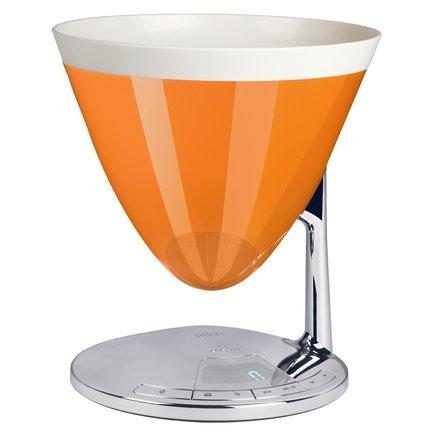 Весы-таймер кухонные Uma, оранжевые