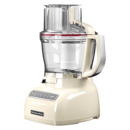 Кухонный комбайн (3.1 л), внешний контроль толщины нарезки, кремовый