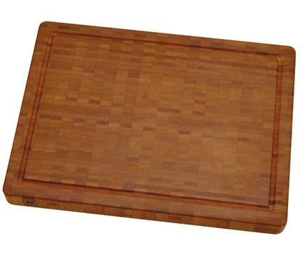 Доска разделочная из бамбука, 42х31 см
